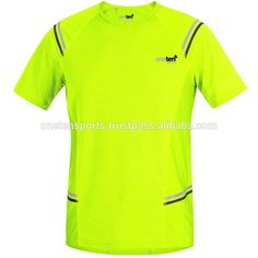 Custom Color Running T shirts - Men Running Wear