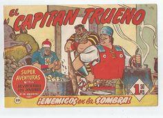 El Capitán Trueno Nº 251 Editorial Bruguera