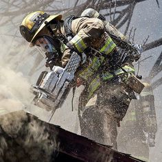 """FEATURED POST   @firefightersmotive - """"Strength and growth come only through continuous effort and struggle!"""" Napoleon Hill  (Photo Belongs To @theroy)  ___Want to be featured? _____ Use #chiefmiller in your post ... http://ift.tt/2aftxS9 . CHECK OUT! Facebook- chiefmiller1 Periscope -chief_miller Tumblr- chief-miller Twitter - chief_miller YouTube- chief miller .  #firetruck #firedepartment #fireman #firefighters #ems #kcco  #brotherhood #firefighting #paramedic #firehouse #rescue #firedept…"""