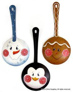 Cupboard Distributing - Cheeky Christmas Spoons E-Pattern, $6.50 (http://www.cdwood.com/cheeky-christmas-spoons-e-pattern/)