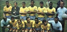 Estilo nas Copas: 1970 - Amarelinha é a mais bela camisa da história