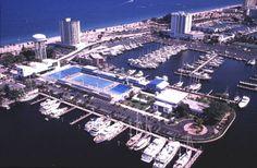 International Swimming Hall of Fame, Fort Lauderdale, Florida, USA