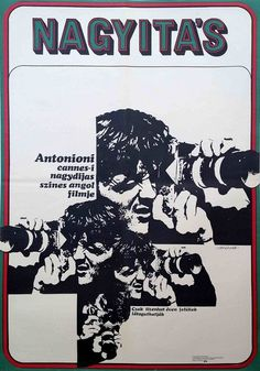 Budapest Poster Gallery is based in Budapest, Hungary, dealing in all kinds of original vintage posters and ephemera, offering worldwide shipping. Poster On, Poster Prints, Michelangelo Antonioni, Information Poster, Original Movie Posters, Vintage Posters, Retro Posters, Buy Posters, Cannes