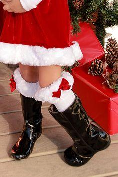 Win a pair of kangacoo designs Dear Santa Socks.  Click pic.