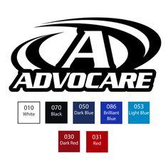AdvoCare Inch Car Decal Sticker Advocare Lets Do It - Advocare car decal stickers