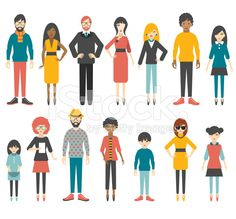 stock-illustration-53708648-collection-of-flat-people-figures-vector-.jpg (556×517)