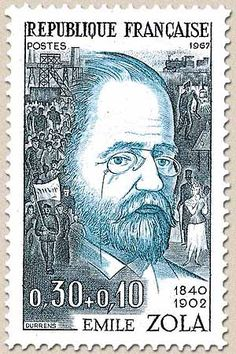 Émile Édouard Charles Antoine Zola  (1840 – 1902) [2] was a French writer, the most important exemplar of the literary school of naturalism and an important contributor to the development of theatrical naturalism. He was a major figure in the political liberalization of France.  Zola was nominated for the first and second Nobel Prize in Literature in 1901 and 1902. rnb**