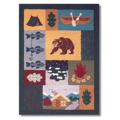 Shop Wayfair for all the best Kids' Animal Rugs. Enjoy Free Shipping on most stuff, even big stuff.