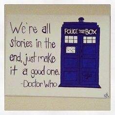 (another pinner said) Doctor who tardis painted on canvas made by me! Doctor Who Funny, Doctor Humor, Doctor Who Tardis, Painting For Kids, Diy Painting, Diy Canvas, Canvas Art, Canvas Ideas, Tardis Painting