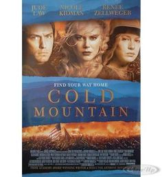 Cold Mountain Poster Hier bei www.closeup.de