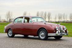 Jaguar MKII 3.8 Litre 1962