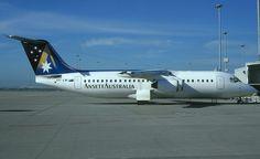 Ansett Australia BAe-146-300 (VH-EWI)