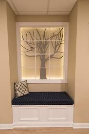 Image result for faux windows with lighting