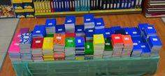 Joy by analosimo - Χαρτικά - Σχολικά - Έντυπα - Είδη οργάνωσης γραφείου - Είδη αρχειοθέτησης - Είδη ζωγραφικής - Υλικά συσκευασίας - Υλικά decoupage | Παύλου Μελά 20, Σέρρες