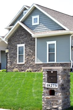 royal building products kansas house curb appeal pinterest