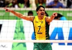 The best player of voleyball in the world