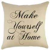 Found it at Joss & Main - Make Yourself at Home Pillow
