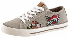 #S.Oliver #RED #LABEL #Sneakers,   #36, #grau, #04055163498245