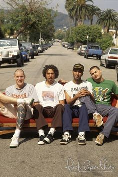 Rage Against the Machine - The best rap metal group ever!!! Also one of the most politically outspoken bands ever!!!