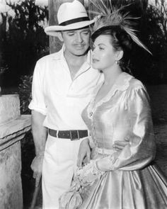 Adventure Clark Gable Greer Garson 8x10 Photo Print