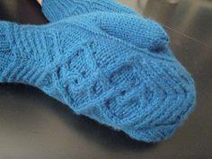 Chevalier Mittens #knit