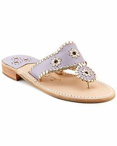 Summer shoes Jack Rogers sandal flip flops! <3 Starting at $25.00
