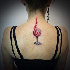 Colorful and Stunning Tattoos by Turkish Artist Yeliz Özcan - ohmycreativesoul.com