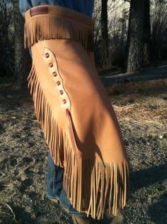 Armitas made by Saddle Tramp Leatherworks. Contact us via Facebook or SaddleTrampLeatherworks@gmail.com for more information or to order! Don't forget to follow us on instragram also!