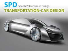 You have time until Sept 15 to send your portfolio and have a chance of winning a full 16,000 Euros Scholarship for the SPD Master in Car Design