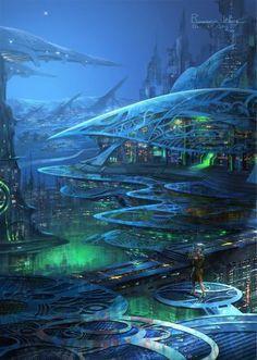 Moonopolis by Rowena Wang