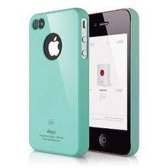 Elago iPhone slimfit case in Coral Blue via amazon.com.