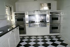 Orcutt Ranch  - Kitchen by Danielle D., via Flickr
