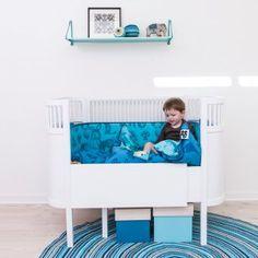 #design3000 Mitwachsendes Baby- und Kinderbett Kili.