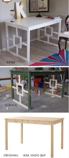 Ikea transformation