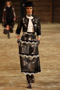 Chanel Metiers d'Art Paris-Dallas, Prefall NY
