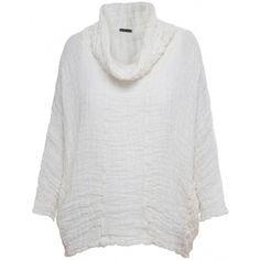 Women's Grizas Linen Slub Top ($165) ❤ liked on Polyvore