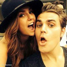 Perfection, love them. Nina and Paul