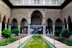 #VeláSantaAna16: Visitas nocturnas a los Reales Alcázares de Sevilla