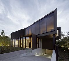 Shrouded House - Toorak, Melbourne - The Cool Hunter - The Cool Hunter