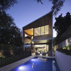 #architecture : Byram House / Shaun Lockyer Architects