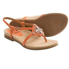 Earthies Tello Thong Sandals (For Women))