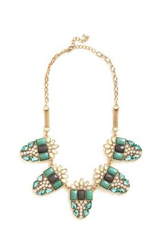 Gilded Guest Necklace