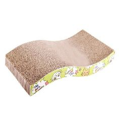 Cat Scratcher Lounge with Catnip- Patgoal Premium Corrugated Cardboard Cat Scratching Lounge Bed * To view further for this item, visit the image link. (This is an affiliate link and I receive a commission for the sales) #MyPet