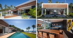 A Beachfront Villa In Thailand by Sicart And Smith Architects