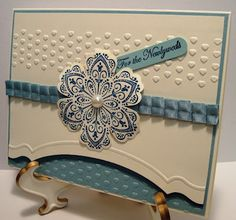 Adorning Accents Edgelits Dies and  Embossing Folder