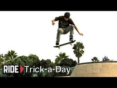 Learn a new trick each and every day from top pros. You'll get step-by-step instructions on how to master every trick in skateboarding! Tune in seven days a week to learn something new.