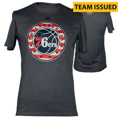 cd0f969d3df Philadelphia 76ers Fanatics Authentic Team-Issued Gray