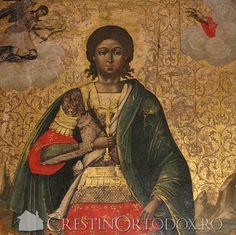 Manastirea Hurezi - Horezu Saints, Painting, Art, Art Background, Painting Art, Kunst, Paintings, Performing Arts, Painted Canvas