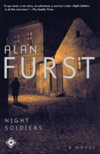 Night Soldiers (Night Soldiers Series) by Alan Furst