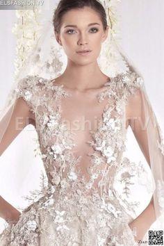 ELS Fashion TV - Ziad Nakad 2015 Wedding Collection